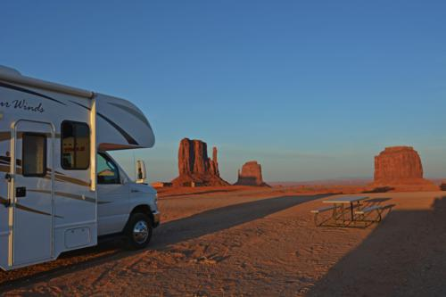 Monument Valley View -